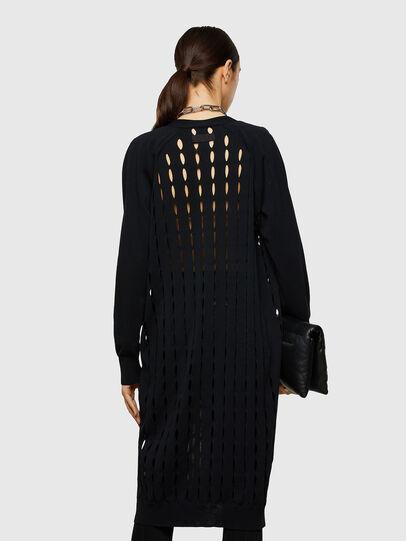 Diesel - M-ONYX, Black - Knitwear - Image 2