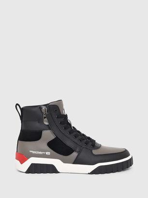 S-RUA MID SK, Grigio - Sneakers