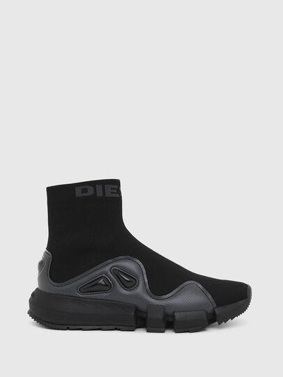 Diesel - H-PADOLA HSB W, Schwarz - Sneakers - Image 1