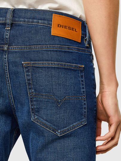 Diesel - D-Luster 009NN, Blu Scuro - Jeans - Image 3