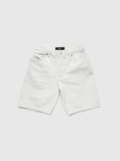 Diesel - PWILLOH, Blanc - Shorts - Image 1