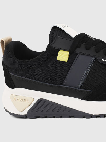 Diesel - S-KB LOW RUN, Schwarz - Sneakers - Image 4
