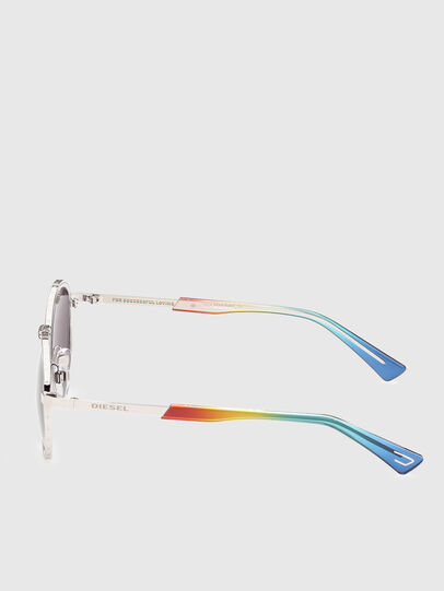 Diesel - DL0321, Multicolor - Occhiali da sole - Image 3