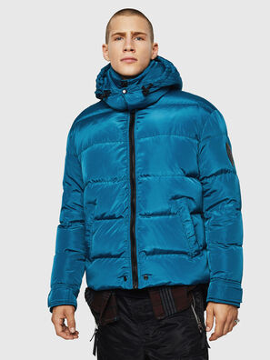 W-SMITH-YA, Marineblau - Winterjacken