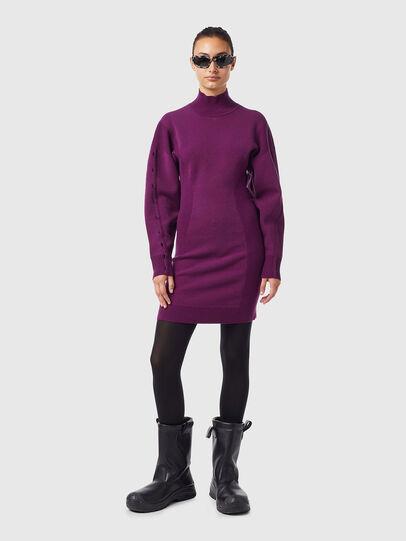 Diesel - M-NUNAVUT, Violet - Robes - Image 1