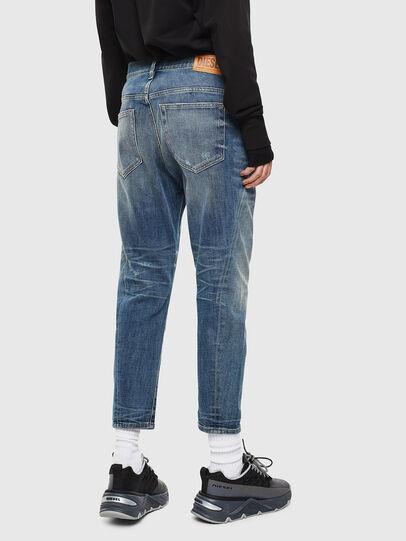 Diesel - Fayza 0890Y, Mittelblau - Jeans - Image 2