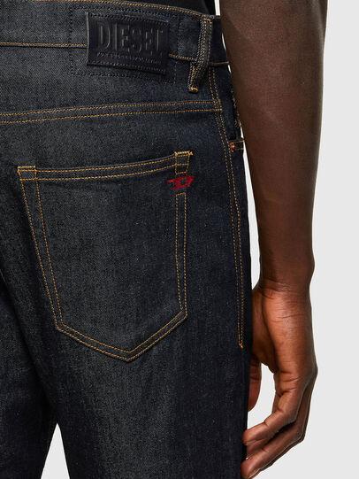 Diesel - D-Vider 009HF, Bleu Foncé - Jeans - Image 4