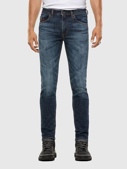 Diesel - Thommer 009DA, Dunkelblau - Jeans - Image 1