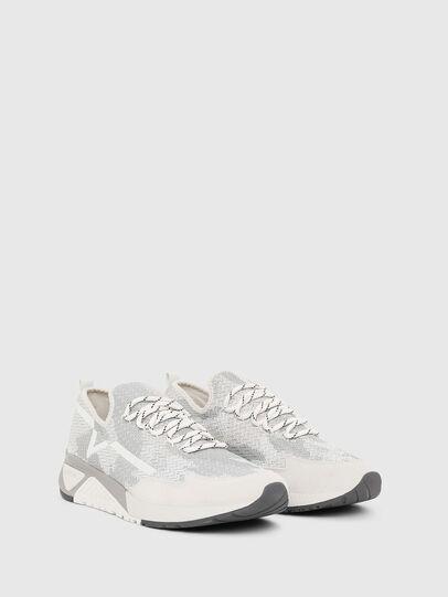 Diesel - S-KBY, Grau/Weiß - Sneakers - Image 2