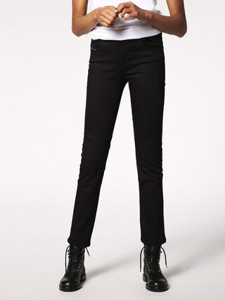 SANDY 0800R, Black denim