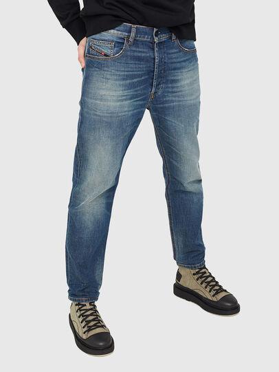 Diesel - D-Eetar 089AR, Dunkelblau - Jeans - Image 1