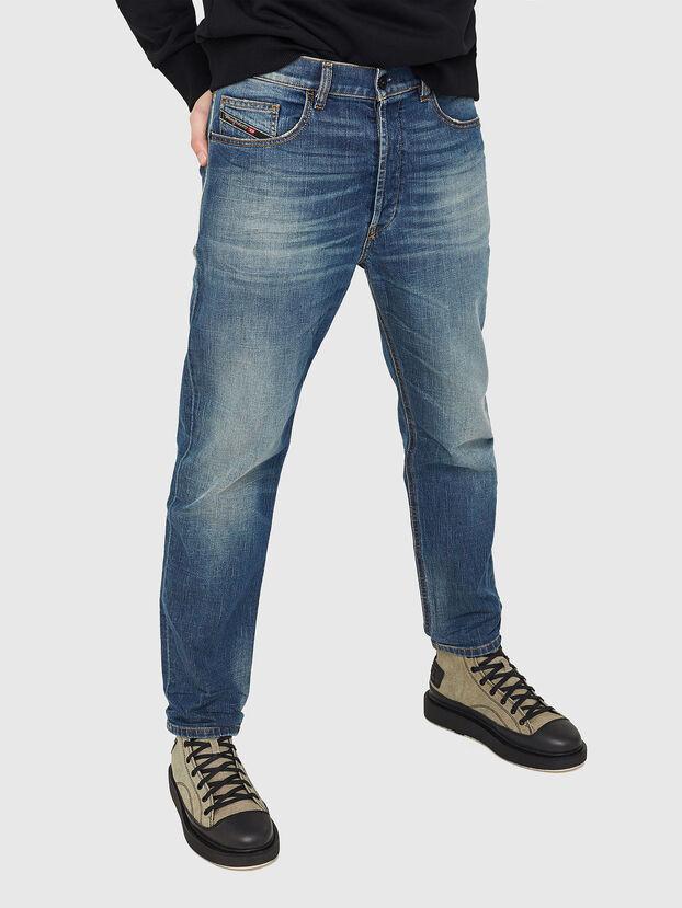 D-Eetar 089AR, Dunkelblau - Jeans