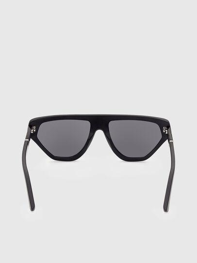 Diesel - DL0322, Black - Sunglasses - Image 4