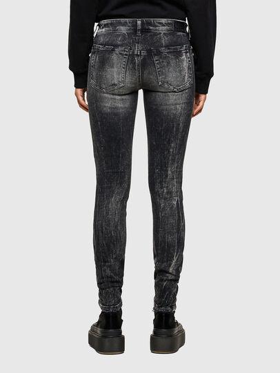 Diesel - D-Jevel 009PX, Noir/Gris foncé - Jeans - Image 2