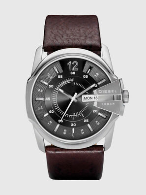 DZ1206, Dunkelbraun - Uhren