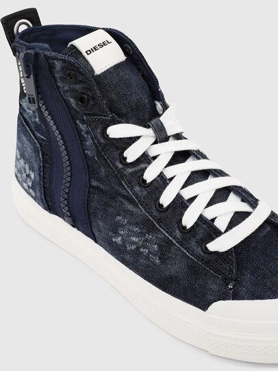 Diesel - S-ASTICO MID ZIP, Blau - Sneakers - Image 5