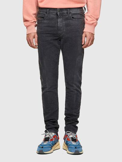 Diesel - D-Amny JoggJeans® 09A74, Noir/Gris foncé - Jeans - Image 1