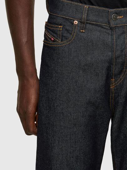 Diesel - D-Vider 009HF, Bleu Foncé - Jeans - Image 3