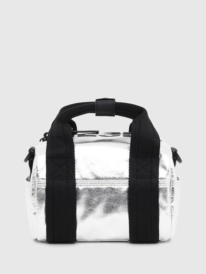 Diesel - F-BOLD MINI, Silber - Satchel Bags und Handtaschen - Image 1