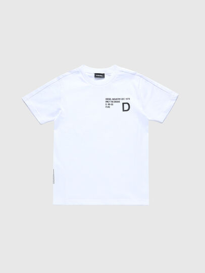Diesel - THOVERY, Blanc - T-shirts et Hauts - Image 1