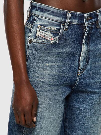 Diesel - DE-LILY-SP, Bleu moyen - Shorts - Image 4