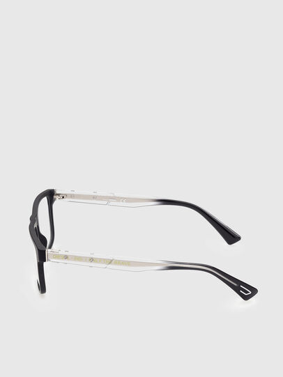 Diesel - DL5406, Schwarz/Weiß - Korrekturbrille - Image 3