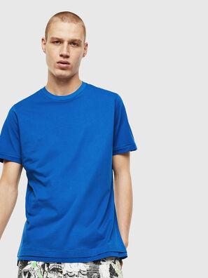 T-DIAMANTIK-NEW, Blau - T-Shirts
