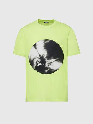 T-MOONY-X2, Neongrün - T-Shirts