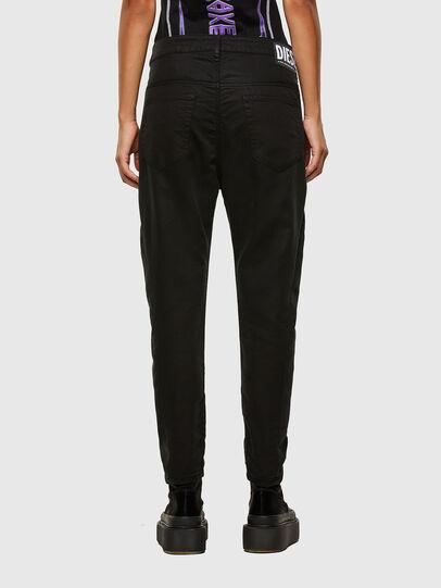 Diesel - FAYZA JoggJeans® 069NC, Schwarz/Dunkelgrau - Jeans - Image 2