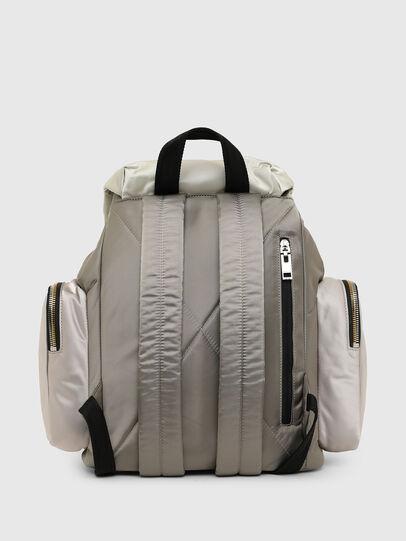 Diesel - ANERES R, White/Grey - Backpacks - Image 2