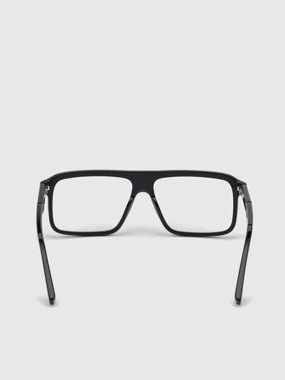 Diesel - DL5370, Schwarz - Korrekturbrille - Image 4