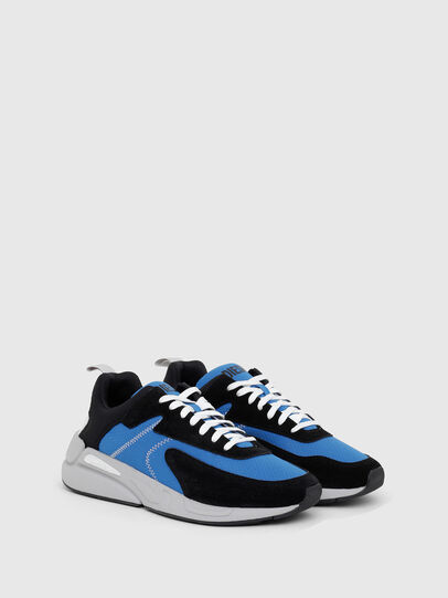 Diesel - S-SERENDIPITY LOW CU, Schwarz/Blau - Sneakers - Image 2