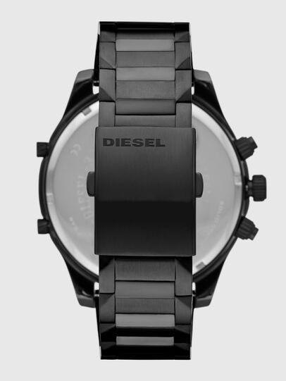 Diesel - DZ7432, Schwarz/Orange - Uhren - Image 2