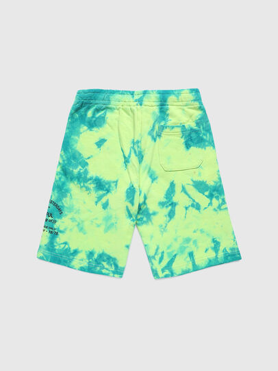 Diesel - PROLLY, Vert Fluo - Shorts - Image 2
