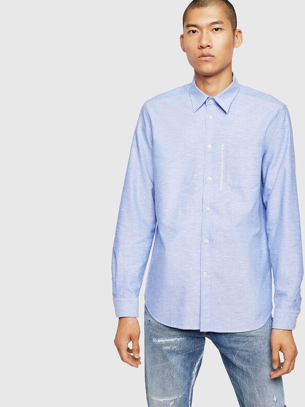 S-MOI-R-B1,  - Hemden