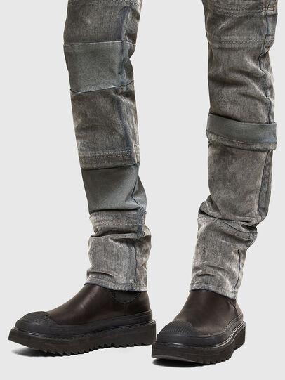 Diesel - TYPE-2020, Dunkelgrau - Jeans - Image 5