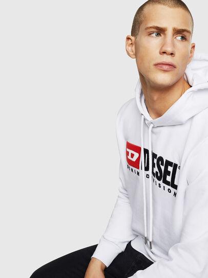 Diesel - S-GIR-HOOD-DIVISION,  - Sweatshirts - Image 4