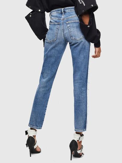 Diesel - Babhila 009AA, Mittelblau - Jeans - Image 2