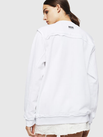 Diesel - F-LYANY-H,  - Sweatshirts - Image 2
