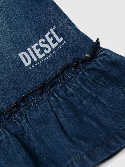 Diesel - DEIVIB, Mittelblau - Kleider - Image 3