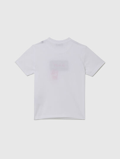 Diesel - TUDARICAT, Blanc - T-shirts et Hauts - Image 2