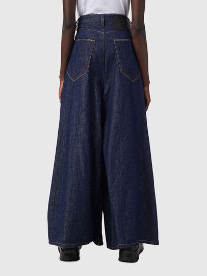 Diesel - DE-CONCY-SP, Blue - Skirts - Image 2