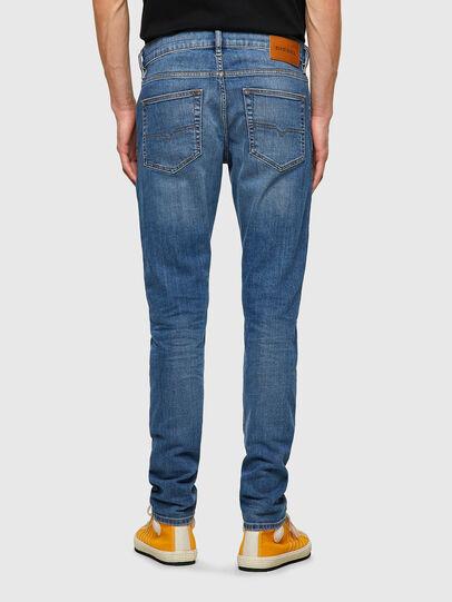 Diesel - D-Luster 009ZR, Blu Chiaro - Jeans - Image 2