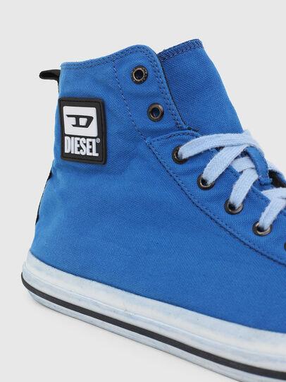 Diesel - S-ASTICO MID CUT, Bleu - Baskets - Image 4