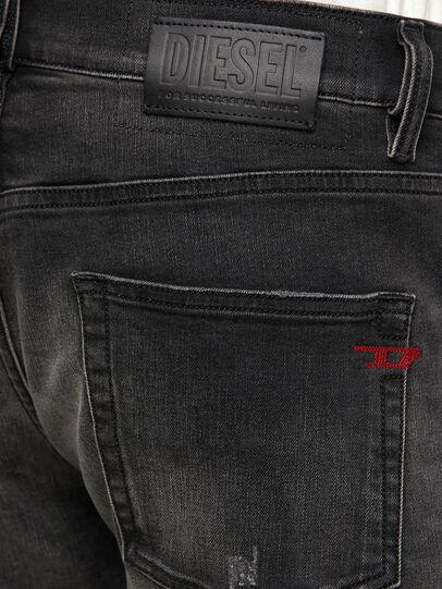 Diesel - D-Strukt 069RC, Noir/Gris foncé - Jeans - Image 4