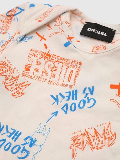 Diesel - ULENT-NB, Blanc/Orange - Underwear - Image 3