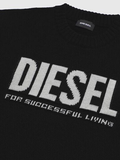 Diesel - KLOGOSX, Schwarz - Strickwaren - Image 3