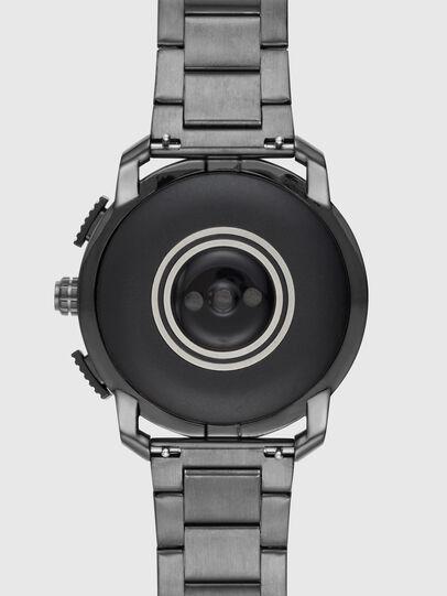 Diesel - DT2017, Dunkelgrau - Smartwatches - Image 4