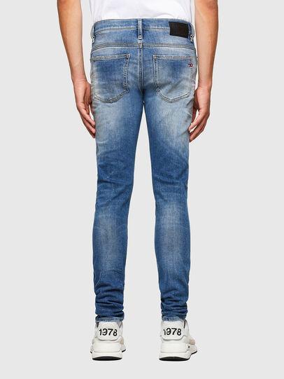 Diesel - D-Istort 009JJ, Mittelblau - Jeans - Image 2