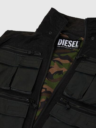 Diesel - J-AKKAD, Noir - Vestes - Image 7